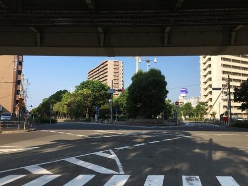 12大野川緑陰公園東側入口.JPG
