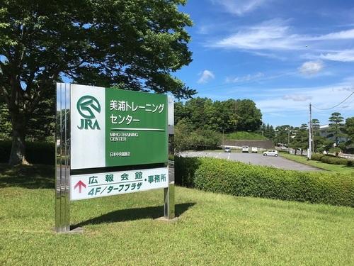 13トレセン入口.JPG